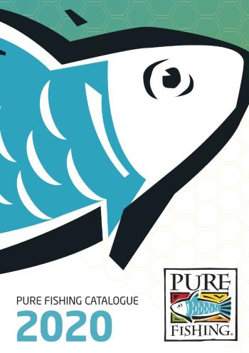 Katalog Pure Fishing 2020