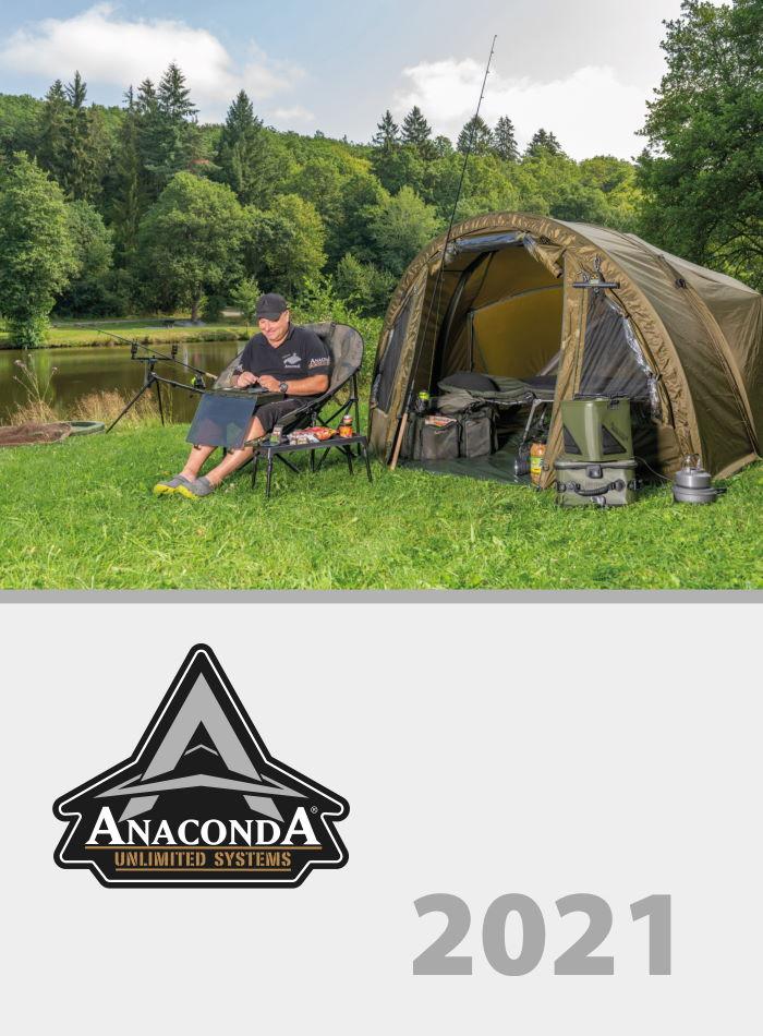 Katalog Anaconda  - 2021