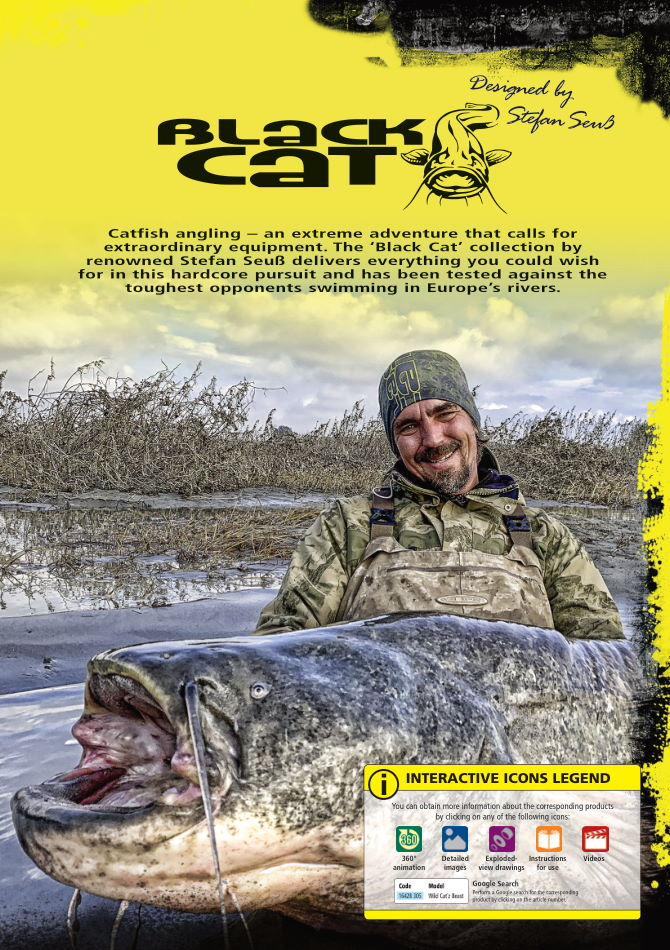 Katalog Black Cat  - 2021