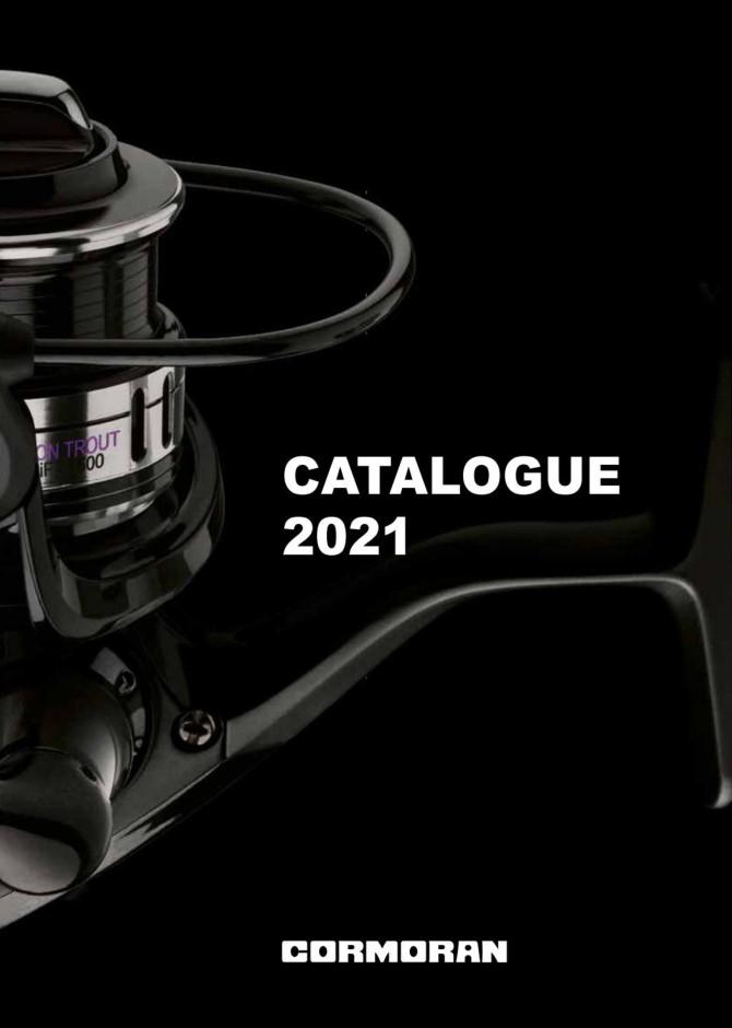 Katalog Cormoran  - 2021