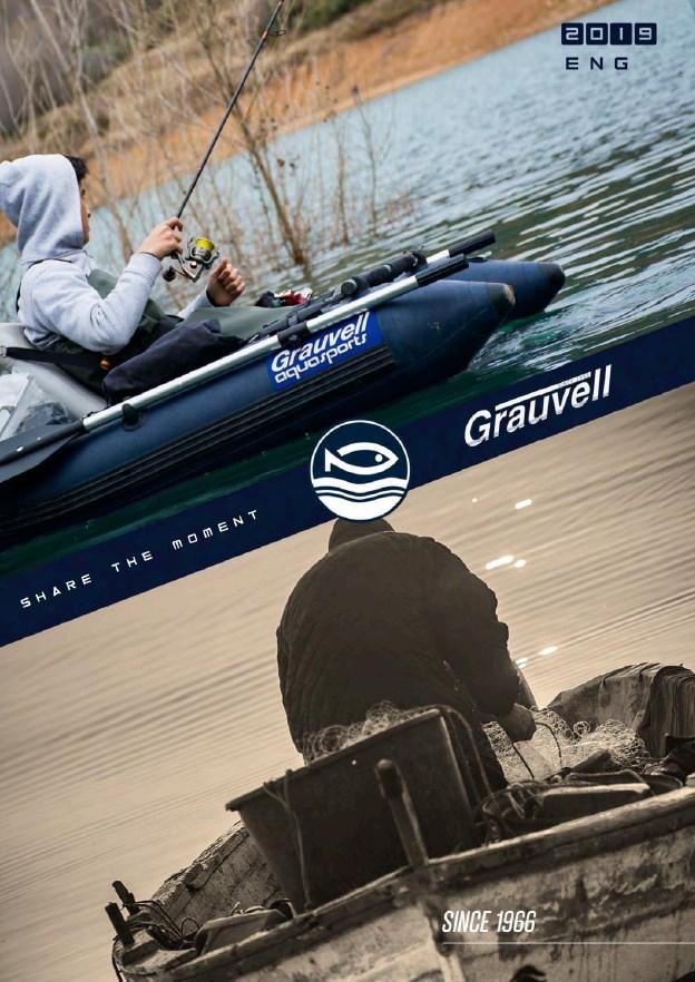 Katalog Grauvell  - 2019