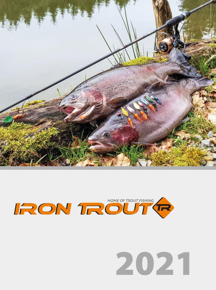 Katalog Iron Trout  - 2021