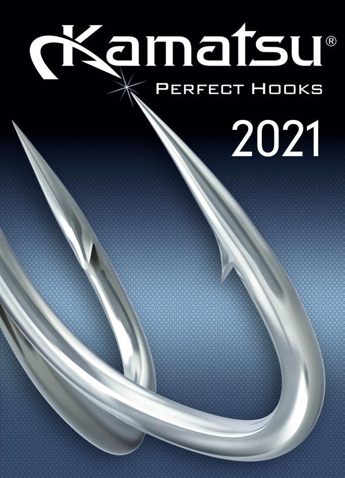 Katalog Kamatsu  - 2021