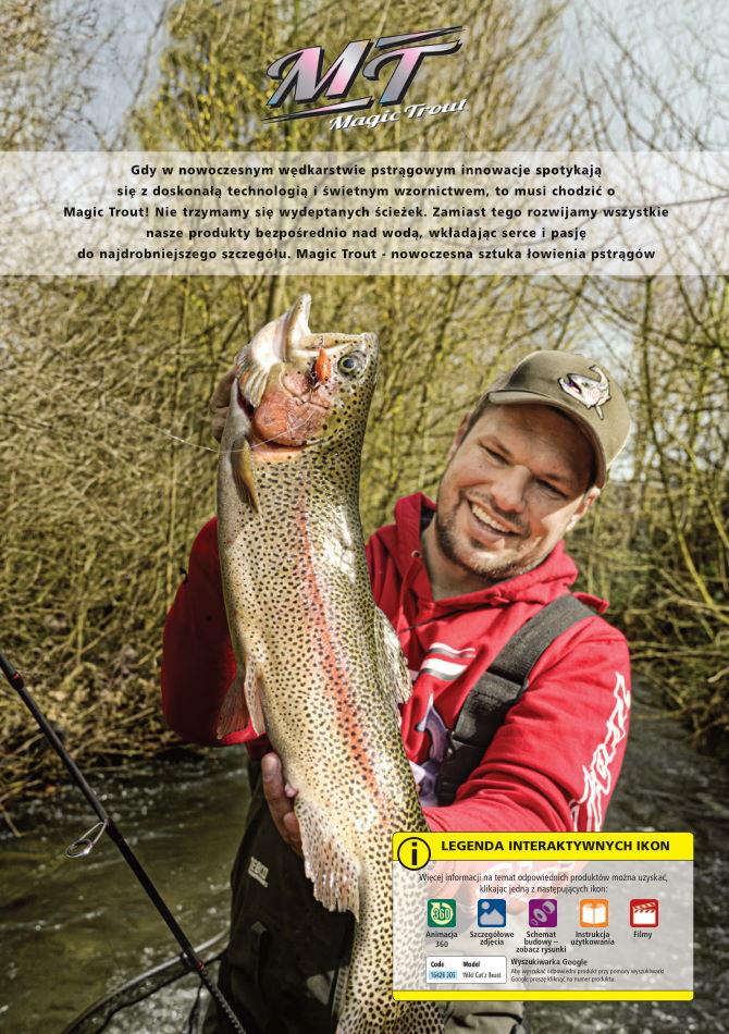 Katalog Magic trout  - 2021