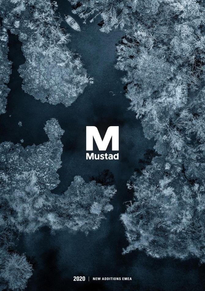 Katalog Mustad  - 2021