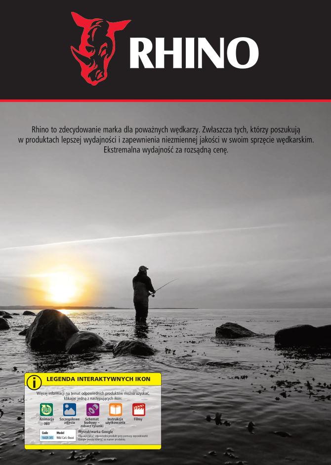 Katalog Rhino  - 2021
