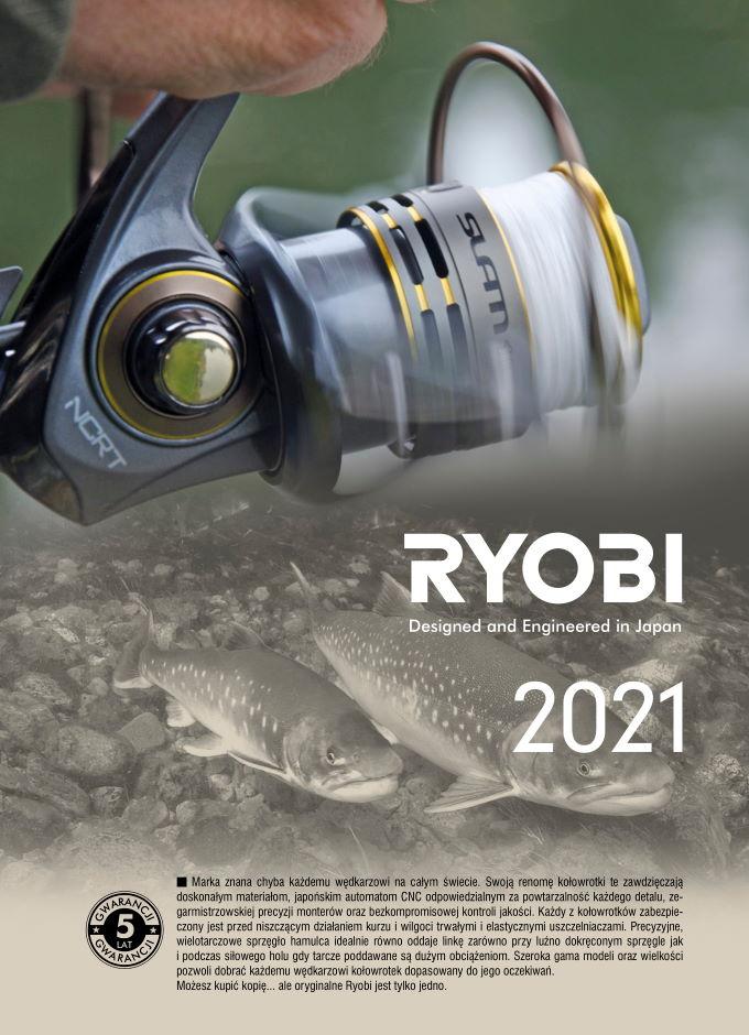 Katalog Ryobi  - 2021