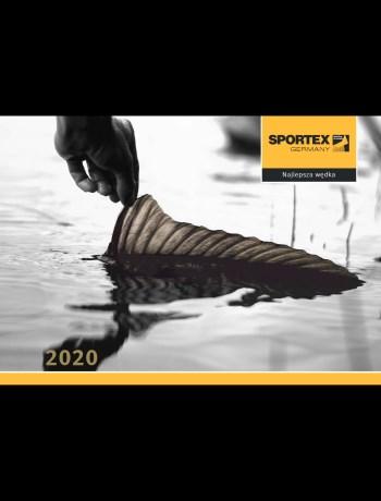 Katalog Sportex  - 2020
