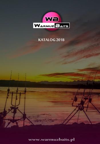 Katalog Warmuz baits  - 2018