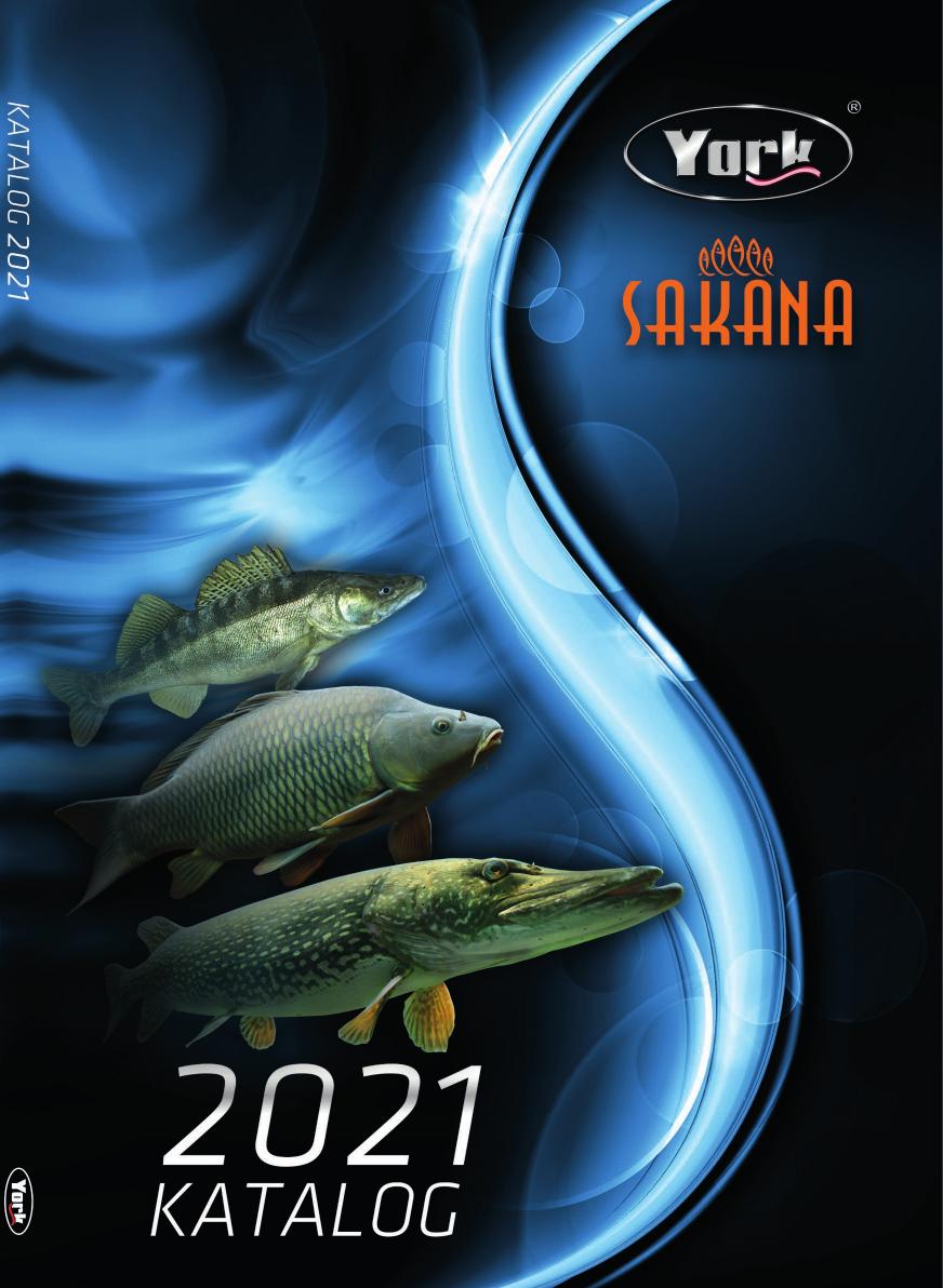 Katalog York  - 2021